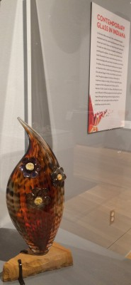 Contemporary Glass at '200 Years of Indiana Art'