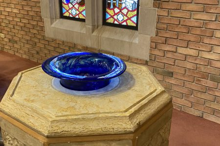 Baptismal Bowls come in all sizes.